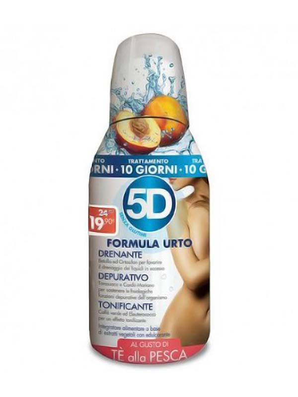 5D URTO DEPURADREN GUSTO TE ALLA PESCA 300 ML