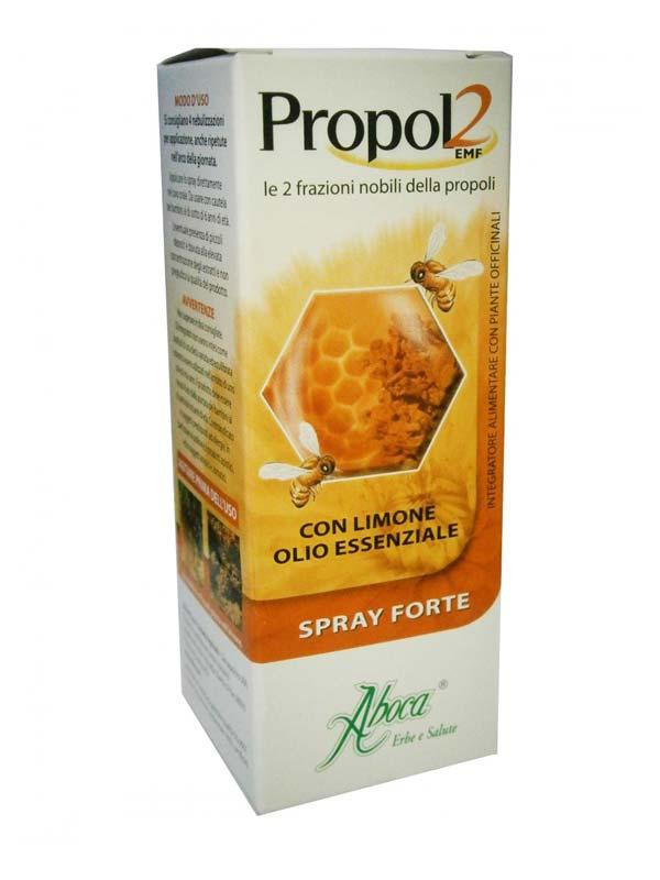 ABOCA PROPOL2 EMF SPRAY FORTE 30 ML