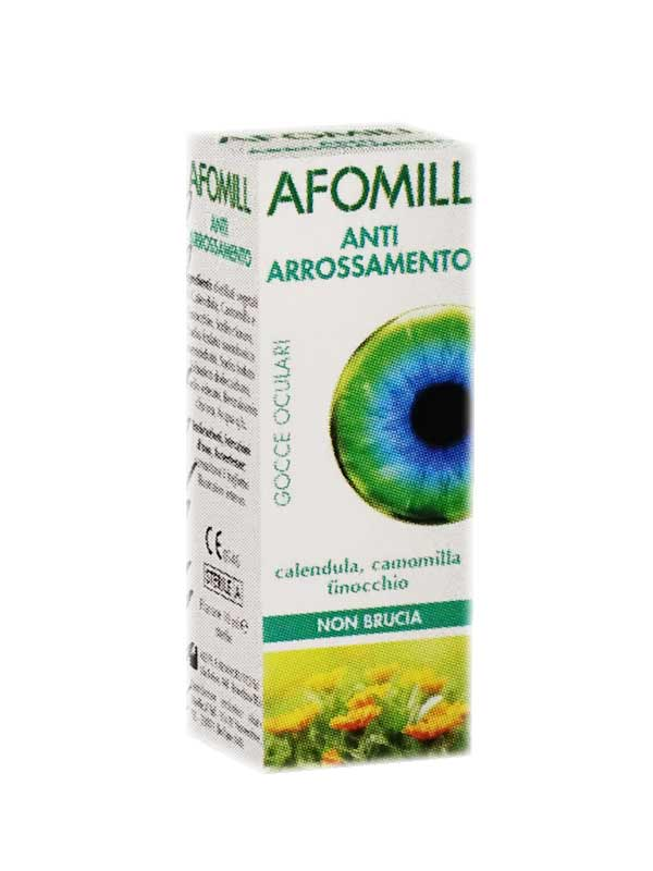 AFOMILL ANTIARROSSAMENTO GOCCE OCULARI - FLACONE 10 ML