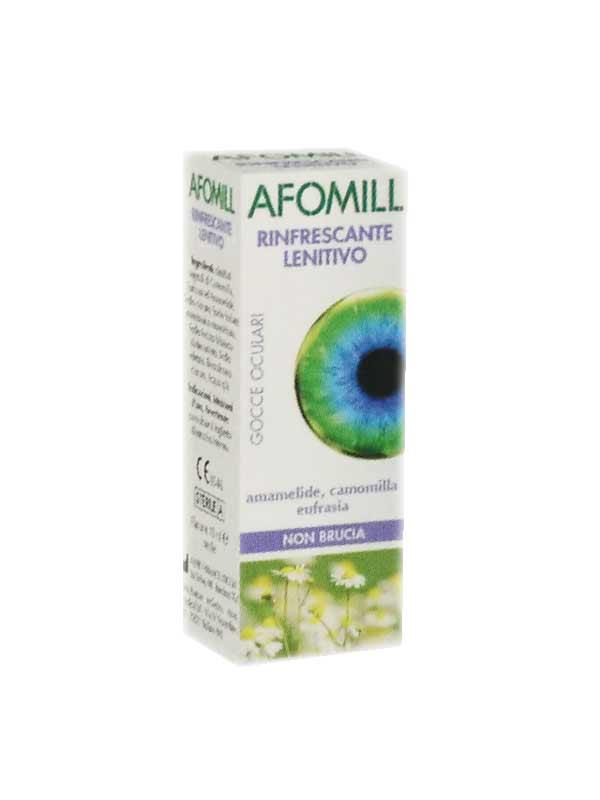 AFOMILL RINFRESCANTE LENITIVO GOCCE OCULARI - FLACONE 10 ML