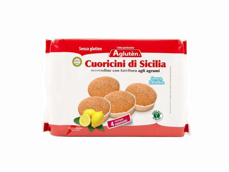 AGLUTEN CUORICINI DI SICILIA 150 G