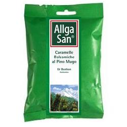 ALLGA SAN CARAMELLE BALSAMICHE A BASE DI PINO MUGO - 100 G