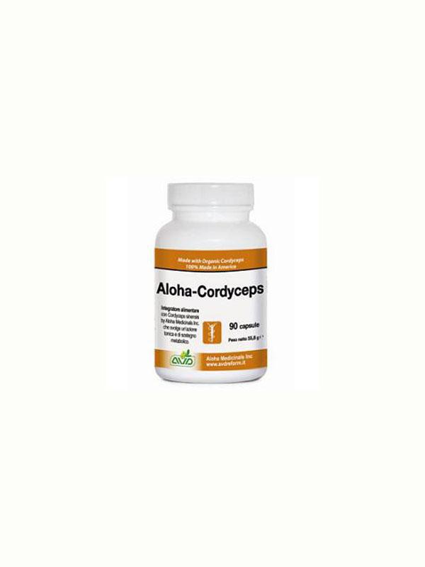 ALOHA CORDYCEPS 90 CAPSULE