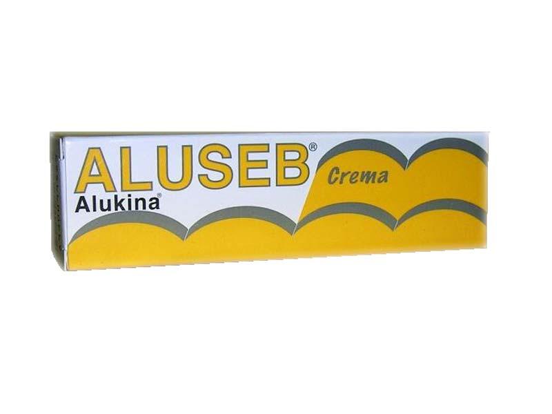 ALUSEB ALUKINA DERMATITE SEBORROICA 30 ML