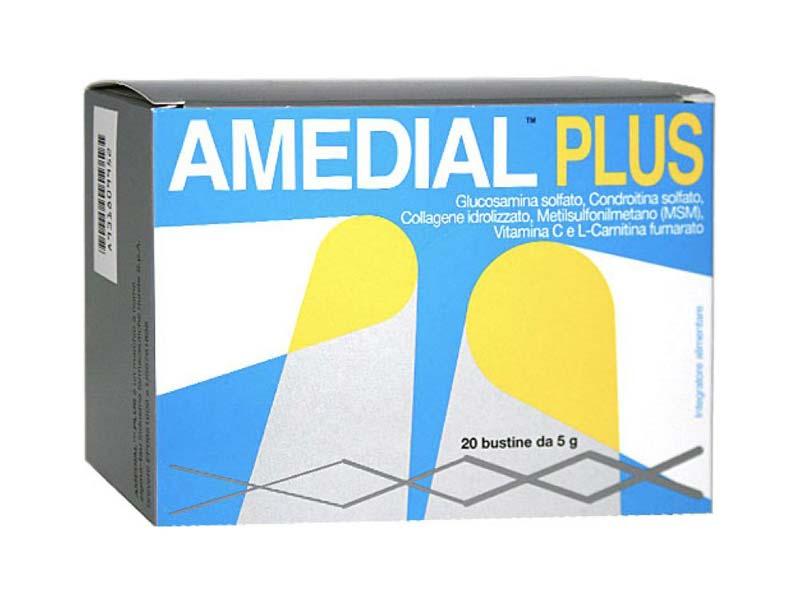 AMEDIAL PLUS 20 BUSTINE DA 5 G