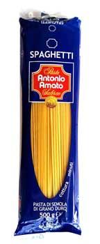 ANTONIO AMATO PASTA DI SEMOLA DI GRANO DURO - SPAGHETTI N. 5 - 500 G