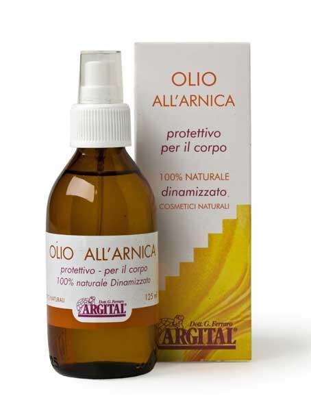 ARGITAL OLIO ALL'ARNICA PROTETTIVO E NUTRIENTE - 125 ML