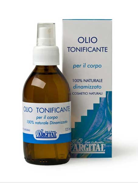 ARGITAL OLIO TONIFICANTE E NUTRIENTE - 125 ML