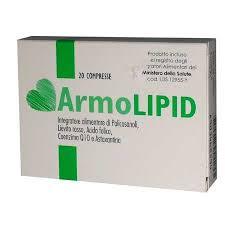ARMOLIPID - PROTEZIONE CARDIOVASCOLARE NATURALE - 20 COMPRESSE