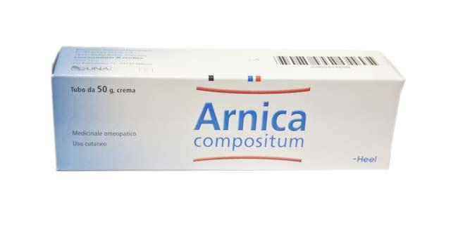 ARNICA COMPOSITUM HEEL POMATA 50 G