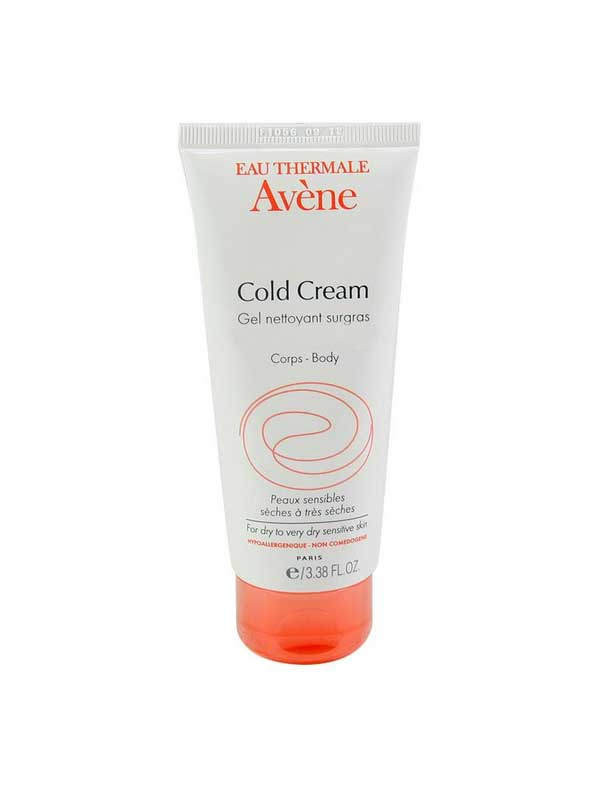 AVENE COLD CREAM GEL DETERGENTE SURGRAS - 200 ML