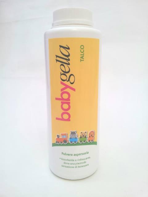 BABYGELLA TALCO - LINEA VERDE - 150 G
