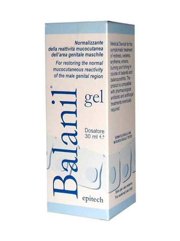 BALANIL GEL SPECIFICO PER L'AREA GENITALE MASCHILE 30 ML