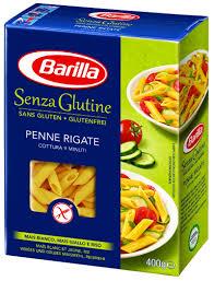BARILLA PENNE RIGATE SENZA GLUTINE - 400 G