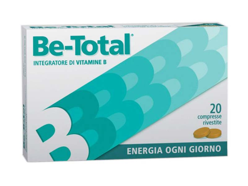 BE TOTAL 20 COMPRESSE