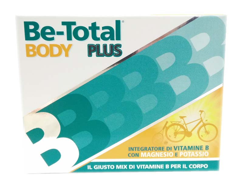 BE TOTAL BODY PLUS 20 BUSTINE