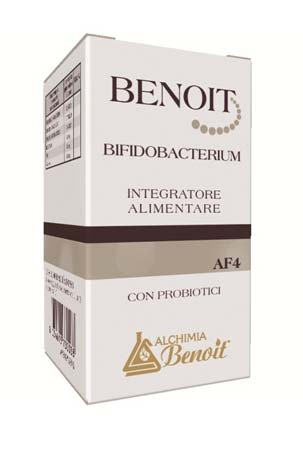 BENOIT BIFIDOBACTERIUM INTEGRATORE ALIMENTARE DI MICRORGANISMI PROBIOTICI - 30 CAPSULE