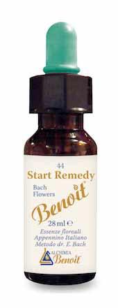 BENOIT n. 44 FIORI DI BACH START REMEDY - 28 ML