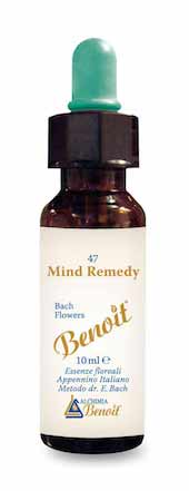 BENOIT n. 47 FIORI DI BACH MIND REMEDY - 10 ML