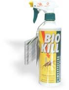 BIO KILL insetticida antiparassitario no gas 500 ml