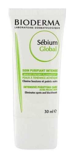 BIODERMA SEBIUM GLOBAL SERUM INTENSE PURIFIANT - TRATTAMENTO PURIFICANTE - 30 ML