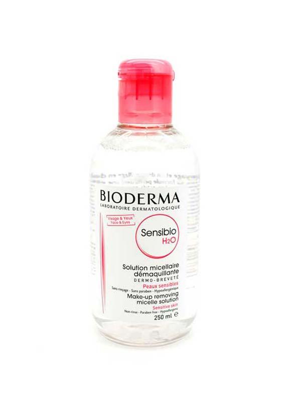 BIODERMA SENSIBIO H2O SOLUZIONE MICELLARE DETERGENTE 250 ML