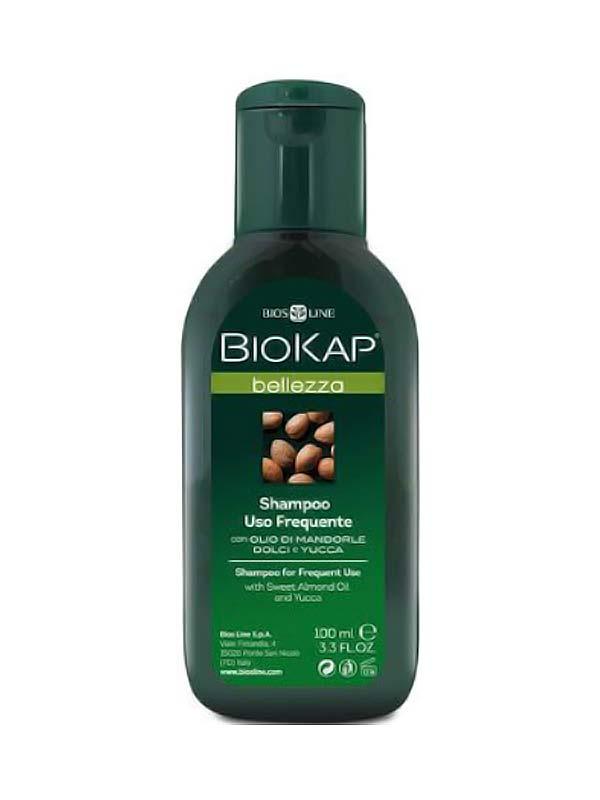 BIOKAP SHAMPOO USO FREQUENTE 100 ML