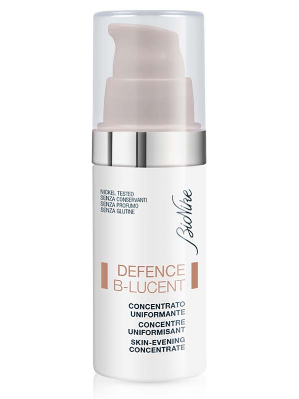 BIONIKE DEFENCE B-LUCENT CONCENTRATO UNIFORMANTE 30 ML