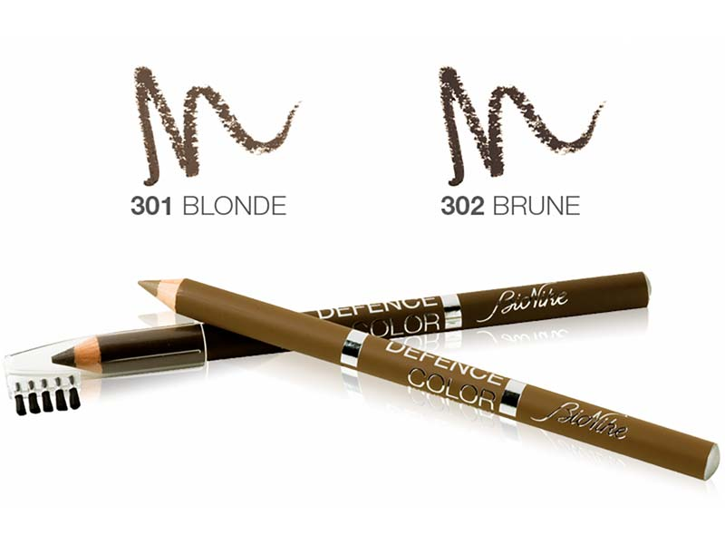 BIONIKE DEFENCE COLOR NATURAL BROW MATITA SOPRACCIGLIA N 301 BLONDE