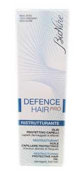 BIONIKE DEFENCE HAIR RISTRUTTURANTE OLIO PROTETTIVO CAPELLI - 100 ML
