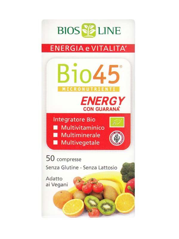 BIOS LINE BIO45 ENERGY 50 COMPRESSE
