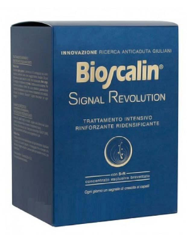 BIOSCALIN SIGNAL REVOLUTION TRATTAMENTO INTENSIVO 100 ML