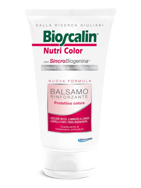 BIOSCALIN SINCROBIOGENINA BALSAMO RINFORZANTE PROTETTIVO COLORE 150 ML
