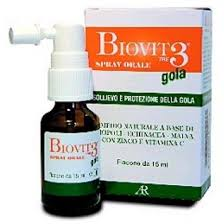 BIOVIT 3 GOLA SPRAY 15 ML