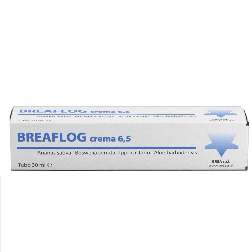 BREAFLOG CREMA 6,5 TUBETTO 30 ML