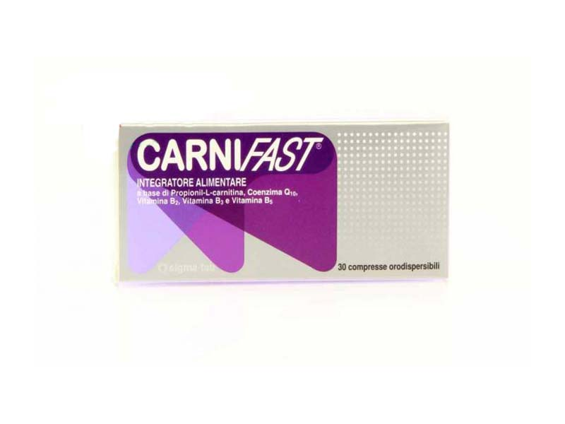 CARNIFAST 30 COMPRESSE
