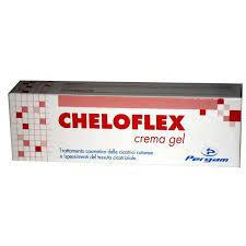 CHELOFLEX CREMA GEL PER IL TRATTAMENTO COSMETICO DI CICATRICI E CHELOIDI - 30 ML