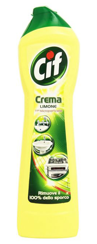 CIF CREMA LIMONE 500 ML