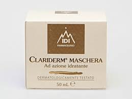 CLARIDERM MASCHERA - 50 ML