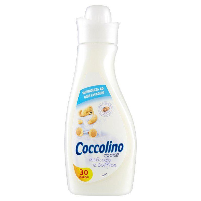 COCCOLINO AMMORBIDENTE CONCENTRATO DELICATO E SOFFICE 750 ML