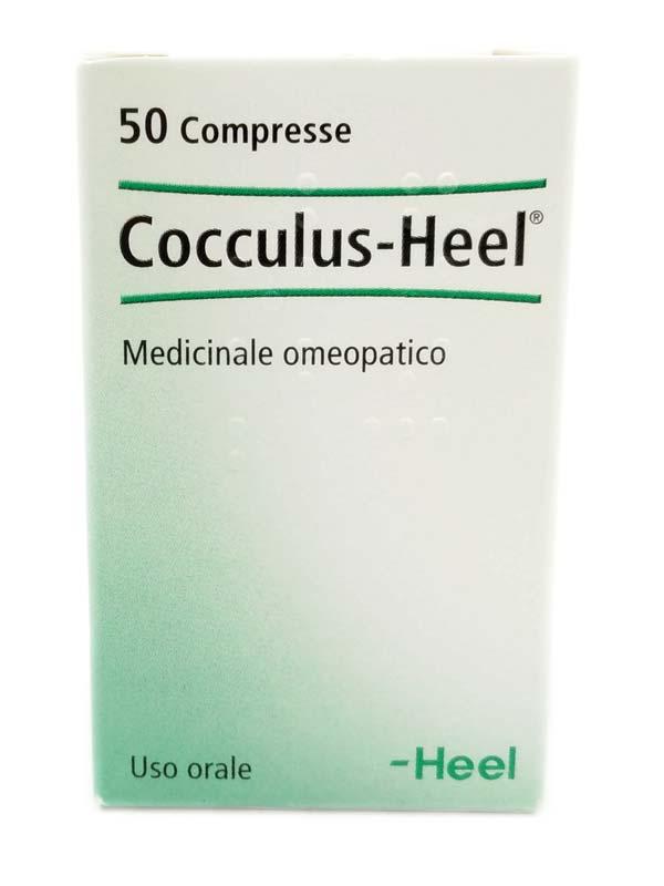 COCCULUS HEEL 50 COMPRESSE
