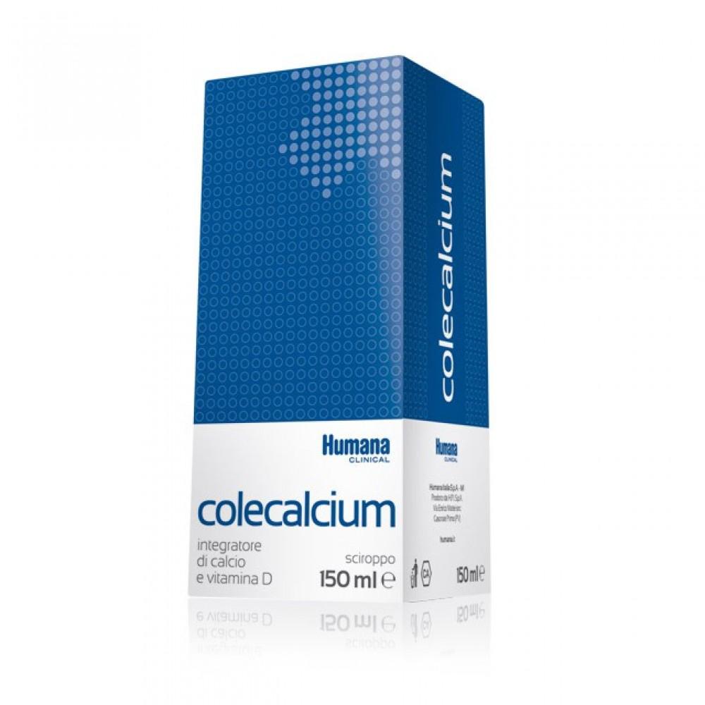 COLECALCIUM SCIROPPO 150 ML