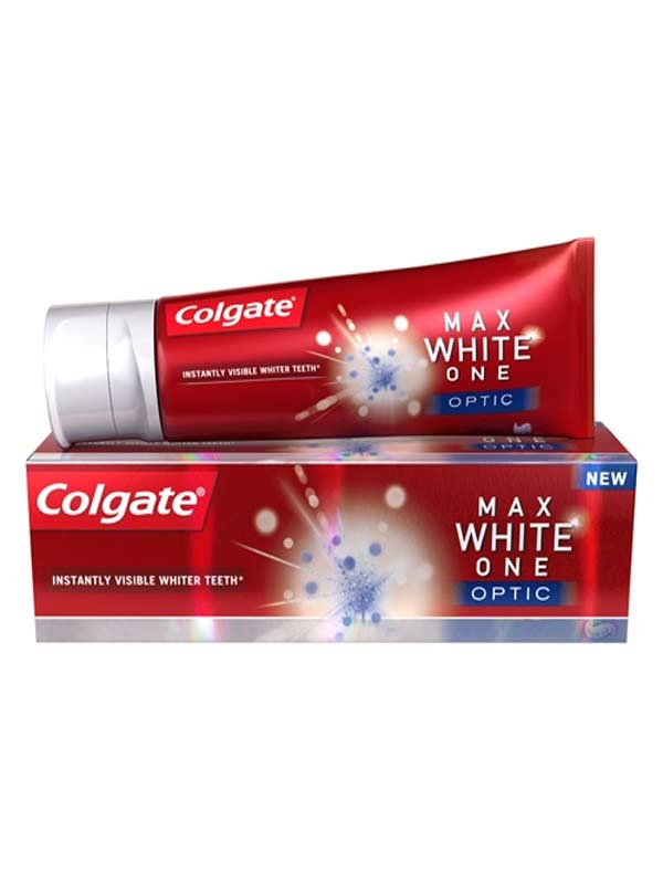 COLGATE  DENTIFRICIO MAX WHITE ONE OPTIC 75 ML