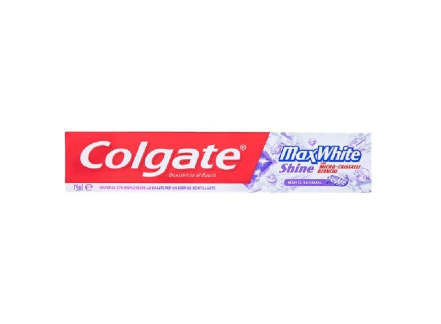 COLGATE  DENTIFRICIO MAX WHITE SHINE - 75 ML