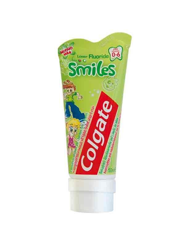 COLGATE  DENTIFRICIO SMILES - 50 ML