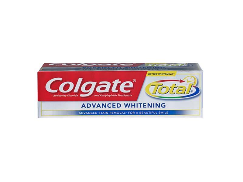 COLGATE TOTAL ADVANCED WHITENING DENTIFRICIO AL FLUORO 50 ML
