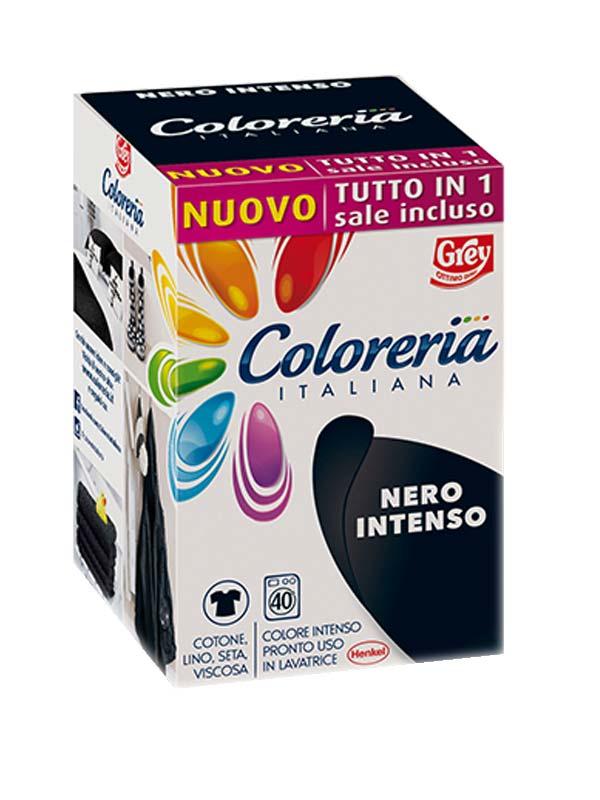 COLORERIA ITALIANA NERO INTENSO 350 G
