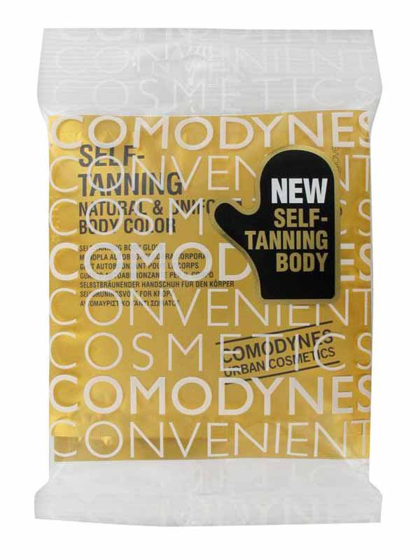 COMODYNES SELF TANNING BODY GLOVE 3 GUANTI