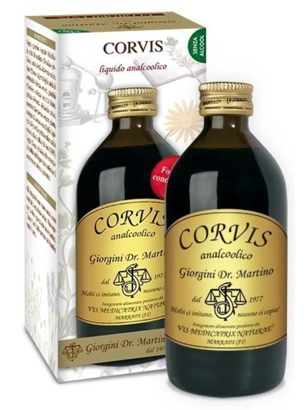 CORVIS LIQUIDO ANALCOOLICO 200 ML