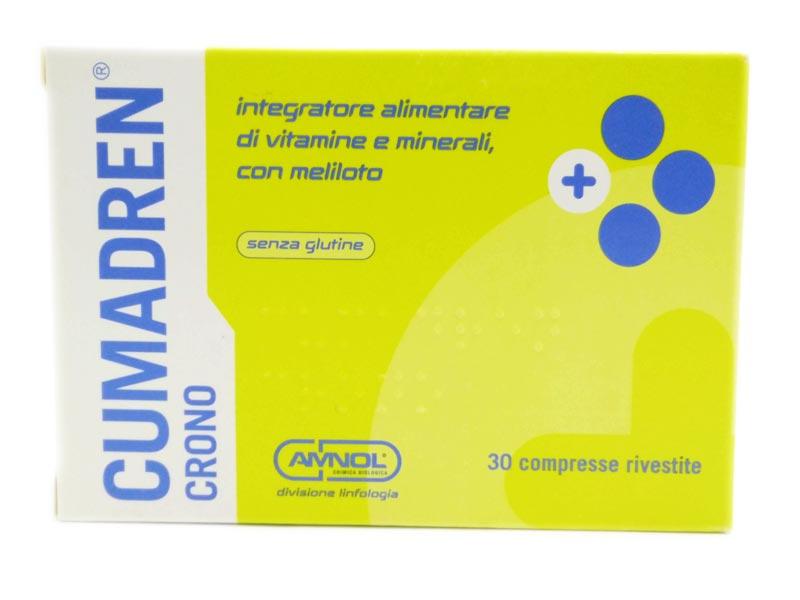 CUMADREN CRONO 30 COMPRESSE